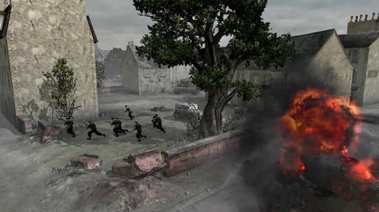英雄连:勇气传说德军游戏展示