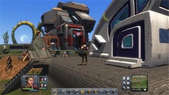 内容丰富而又精彩的沙盒游戏 《星球探险家》评测
