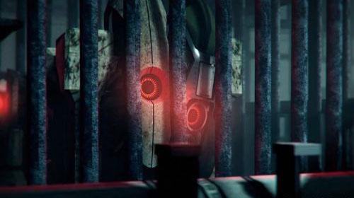 《传送门2》最新催泪短片 超萌机器人惨遭虐待