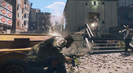 《四海兄弟3》稳居Steam销量榜第二