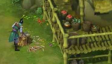 洛川群侠传森林迷宫走法视频攻略 森林迷宫怎么走