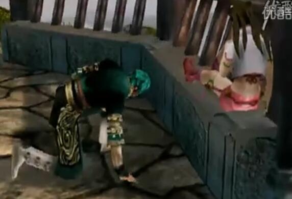 怀旧向-流星蝴蝶剑游戏结局动画视频