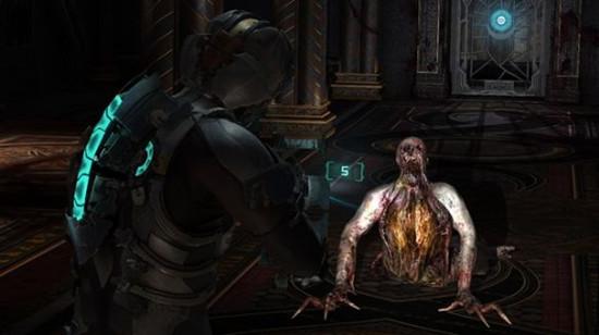 """惊悚来袭《死亡空间2》DLC""""阻断""""推出"""
