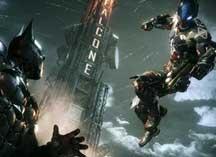 蝙蝠侠阿甘骑士八分钟剧情讲解视频演示