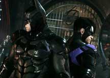 蝙蝠侠阿甘骑士最新DLC宣传片赏析