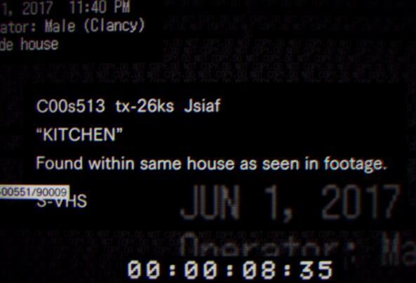 生化危机7DEMO版纯黑试玩解说视频
