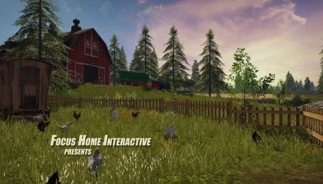 模拟农场17游戏发售预告视频