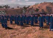 东方帝国游戏实况娱乐解说视频演示