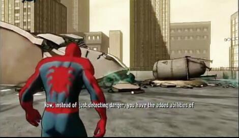 蜘蛛侠:破碎维度详细视频攻略