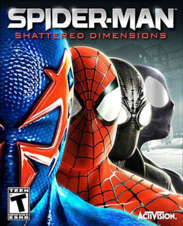 蜘蛛侠新作《蜘蛛侠:破碎维度》正式发布