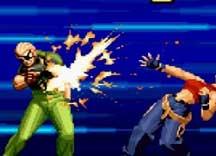 拳皇2002风云再起连技视频教学