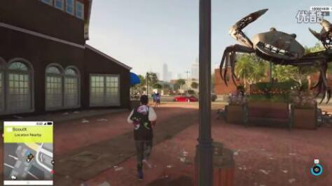 看门狗2预告片游戏内容前瞻