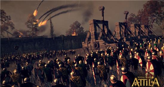 阿提拉全面战争上手体验心得分享攻略
