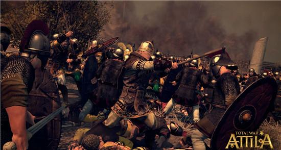 阿提拉全面战争罗马派系经济效益研究解析攻略
