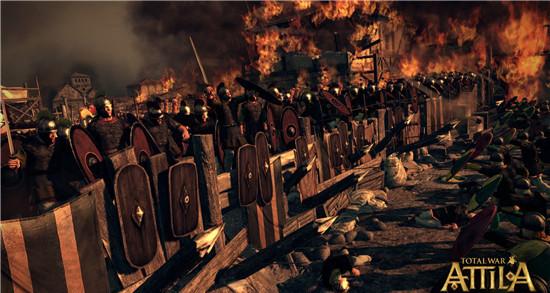 阿提拉全面战争步兵介绍及使用技巧攻略