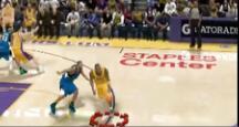 NBA2K11科比锦集