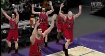 NBA2K11乔丹1998年总决赛最后一投视频
