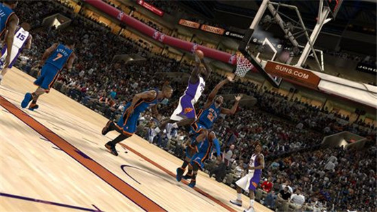 NBA2K11操作技巧 NBA2K11操作指南