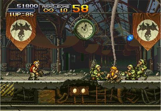 《合金弹头》合集将登陆PS4 重温儿时经典