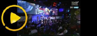 地下城与勇士第十六届OGN联赛!团队赛决赛