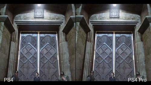 《羞辱2》PC、PS4和XboxOne画面帧数对比