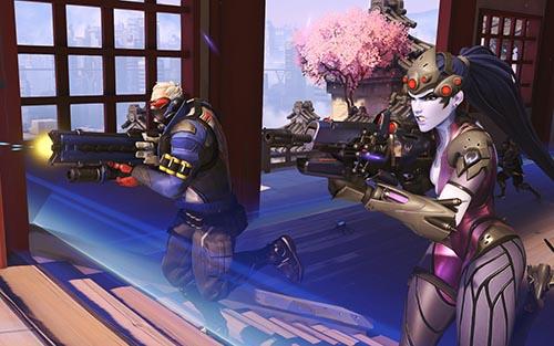 玩家分享守望先锋安娜麻醉镖使用技巧