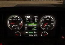 美国卡车模拟罗技G27转速LED灯仪表盘安装教程