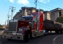 美国卡车模拟官方发售宣传片赏析