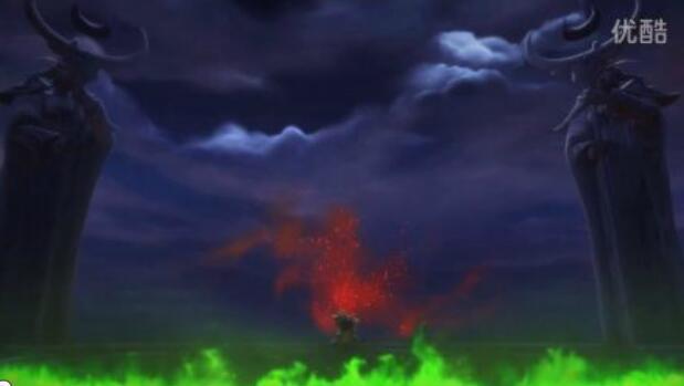 魔兽世界7.1暗夜要塞最终CG:伊利丹华丽回归