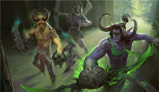 魔兽世界设计师蓝贴:神器被动上限提高 暗牧bug即将修复