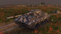 坦克世界歪脖伪重坦 碰瓷老大爷E50指南