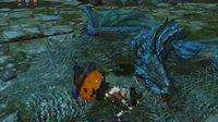 怪物猎人OL新手大锤苍火龙狩猎教学视频 大锤怎么打苍火龙