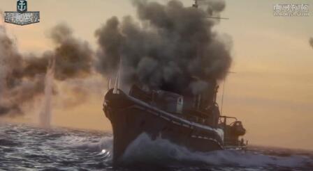 战舰世界航母冲六杀抗线大凤强势翻盘局视频解说