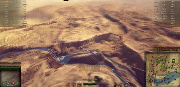 战机世界 D系BF110C6四级金币机作战视频
