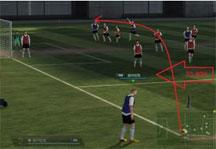 FIFAOnline3角球防守教学视频