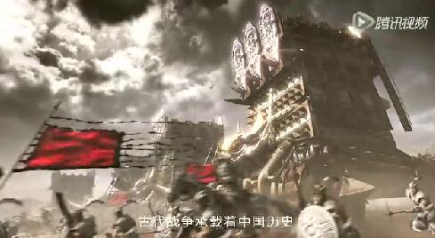 """御龙在天邀请蔡志忠 """"大师眼中的国战"""""""