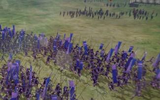 信长之野望战国立志传上级难度攻城战打法详解