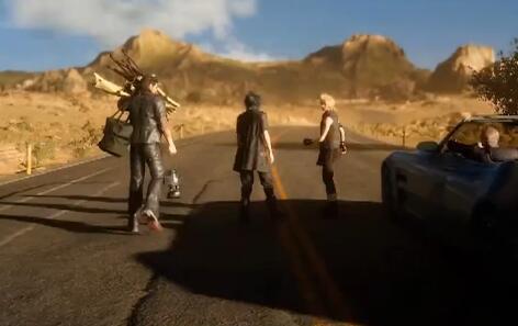 最终幻想15基础剧情与出场人物视频介绍