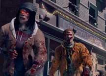 丧尸围城4游戏试玩演示视频