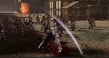 剑风传奇无双 格里菲斯战斗动作演示视频