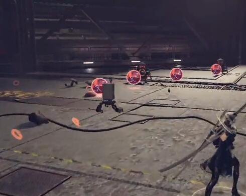 尼尔机械纪元试玩版全流程解说视频攻略