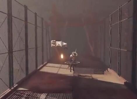 尼尔机械纪元Demo版全流程hard难度视频攻略解说
