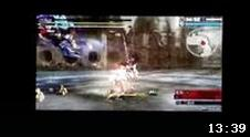 噬神者复兴 长剑VS龙帝视频