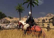 骑马与砍杀2领主实况联机解说视频