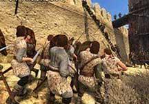《骑马与砍杀2:领主》实机演示曝光! 百人组团互殴
