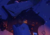 荒野八人组游戏演示视频 饥荒的高配版?