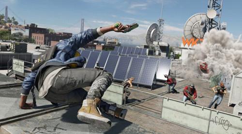 《看门狗2》将迎来重大更新 新地点以及性能优化