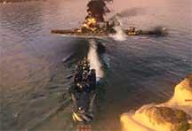 战舰世界爆地魔试玩解说视频