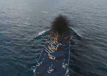 战舰世界蒙大拿27万爆炸伤害击溃对手视频解说