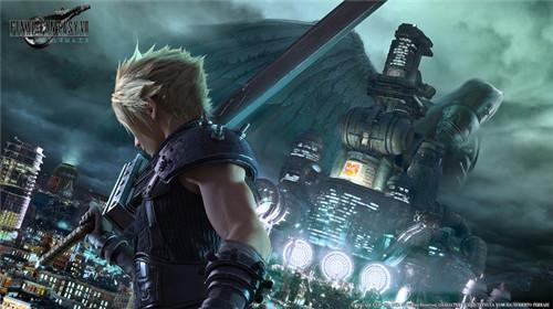 《最终幻想7》高清合集版希望渺茫 可能性较小!
